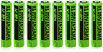 No-Brand Battery for All Brands Rechargeables NiMH AA (8-Pa NiMH AA Ba